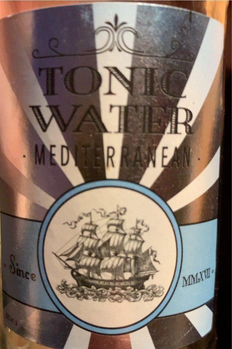 Tonic Water Mediterranien - Produit - de