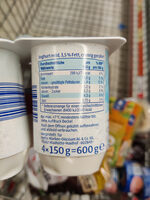 Joghurt mild - Ingredients - de