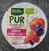 PUR Joghurt mild & Frucht Rote Früchte - Produit
