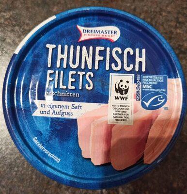 Thunfisch Filets in Saft - 7