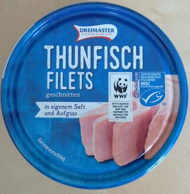 Thunfisch Filets - Product - de