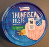 Thunfisch Filets in Olivenöl - Product