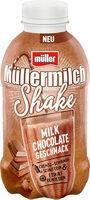 Müllermilch shake Schokolade - Produkt - de