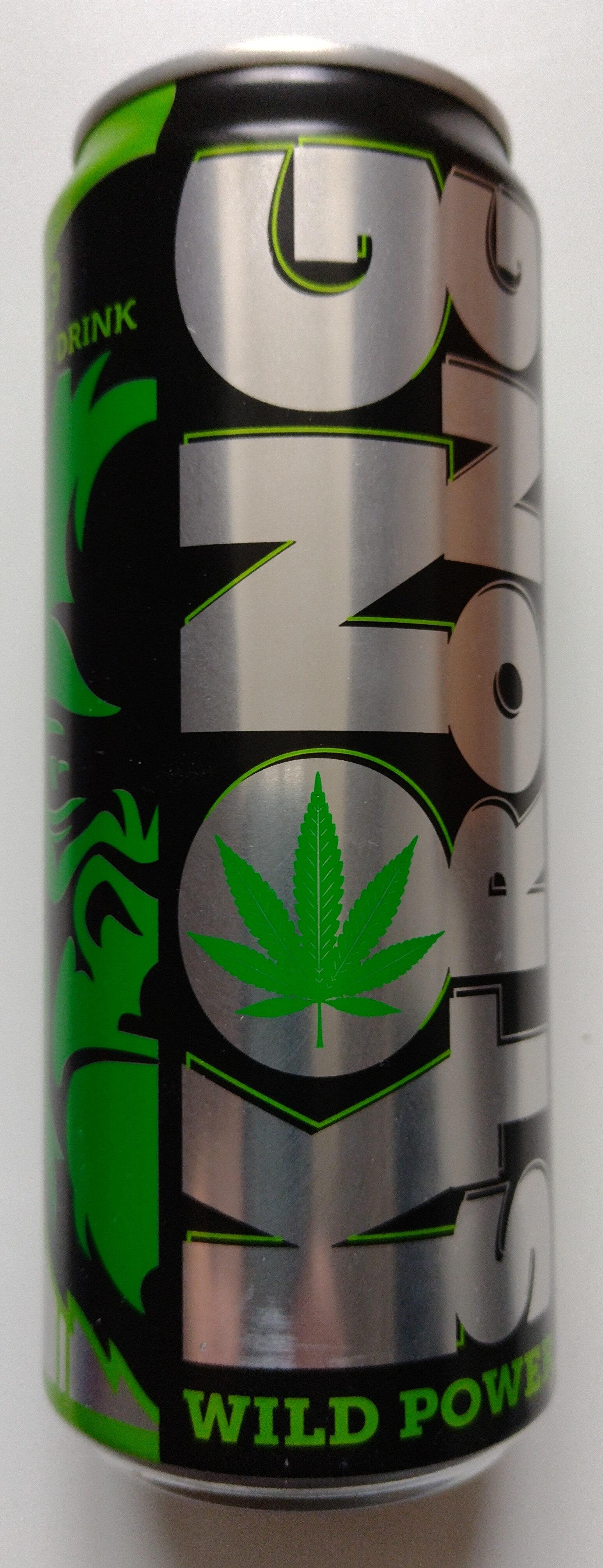 Kong Strong Hanf Energy Drink - Produkt - de