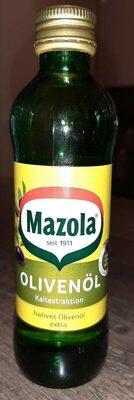 Mazola Olivenöl - Produkt - de