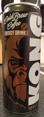 Cold Brew Coffee Energy Drink - Produkt - de