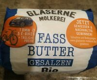 Fass Butter Gesalzen Bio - Produkt - de