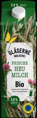 Frische Bio Heumilch 3,8% Fett - Product