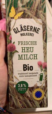Frische Heumilch - Produkt - de