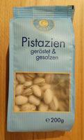 Pistazien geröstet & gesalzen - Produkt