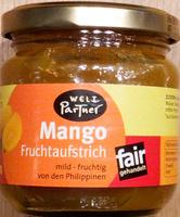 Mango Fruchtaufstrich - Produit