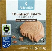 Thunfisch Filets - Prodotto - de