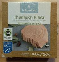 Tunfisch Filets - Produkt - de