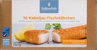 10 Kabeljau Fischstäbchen - Produkt