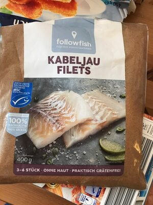 Kabeljau Filet - Produit - de