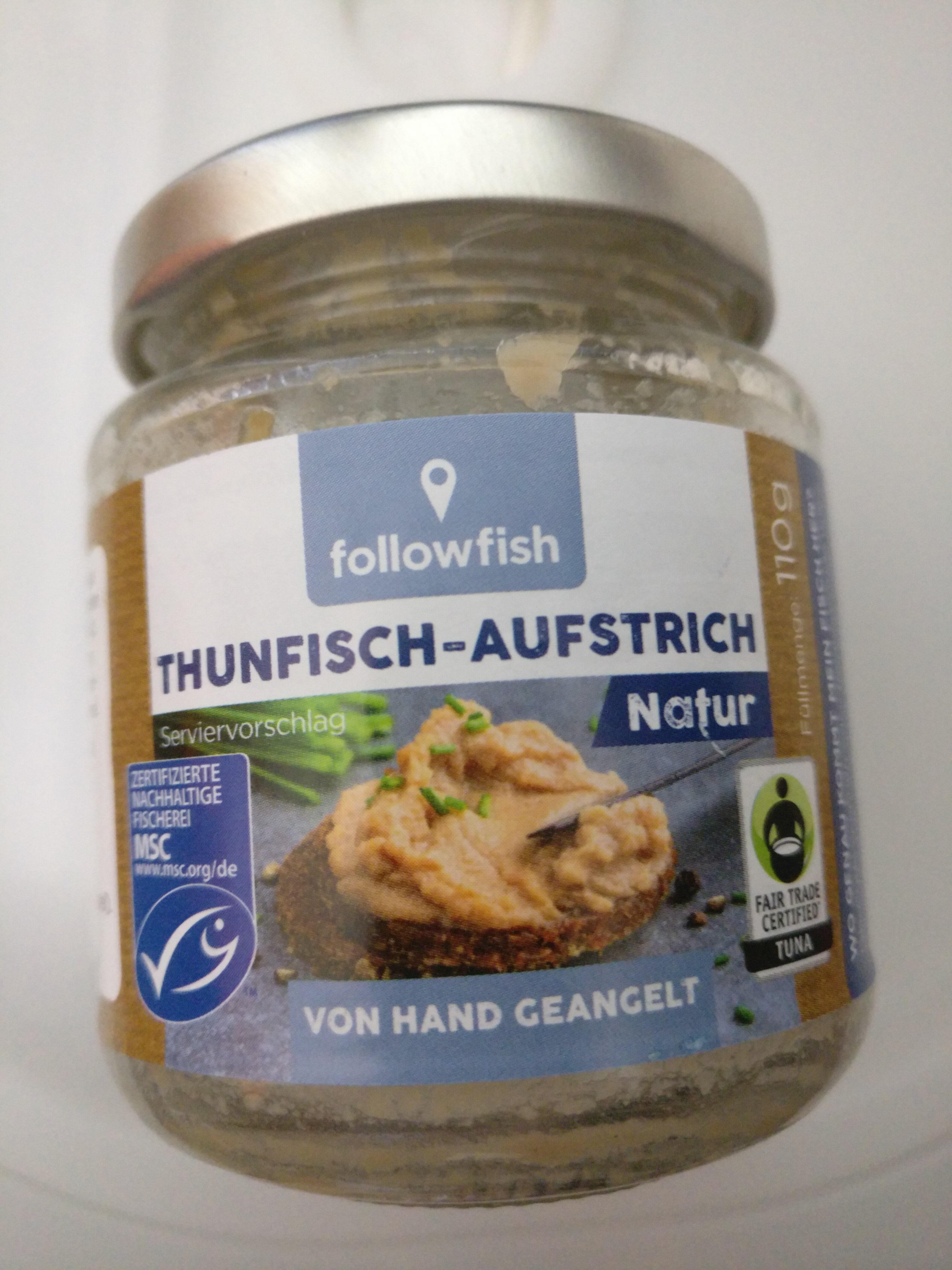 Thunfisch-Aufstrich Natur - Produit - de