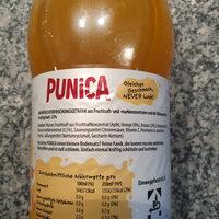 Punica - Ingredients - de