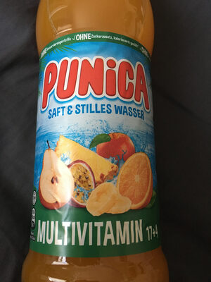 Punica Multivitamin 17+4 - Product - de