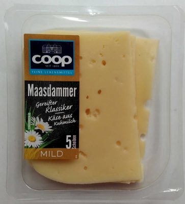 Maasdammer - Product - de