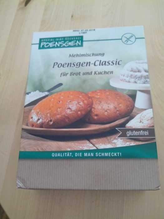Farine sans gluten poensgen - Product - en