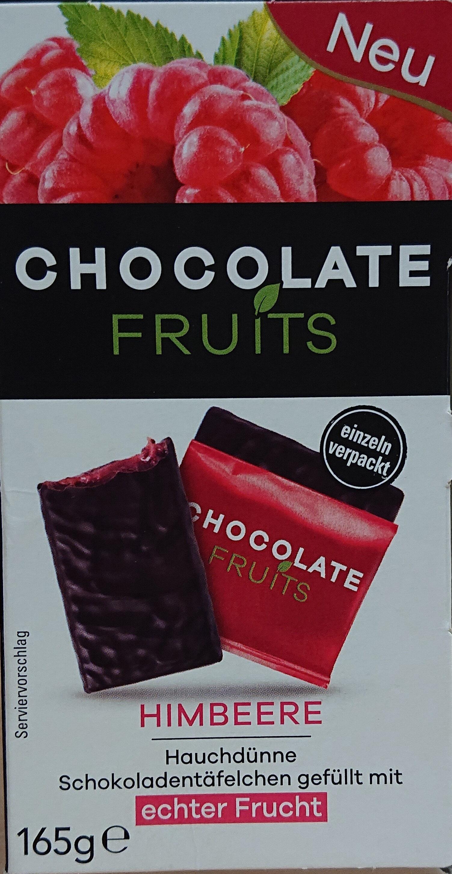Chocolate Fruits - Product - de