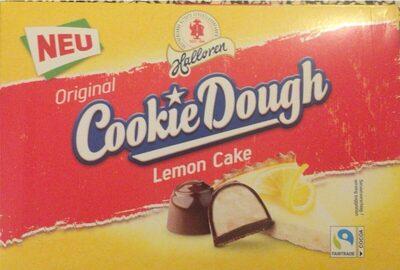 CookieDough Lemon Cake - Produkt - de
