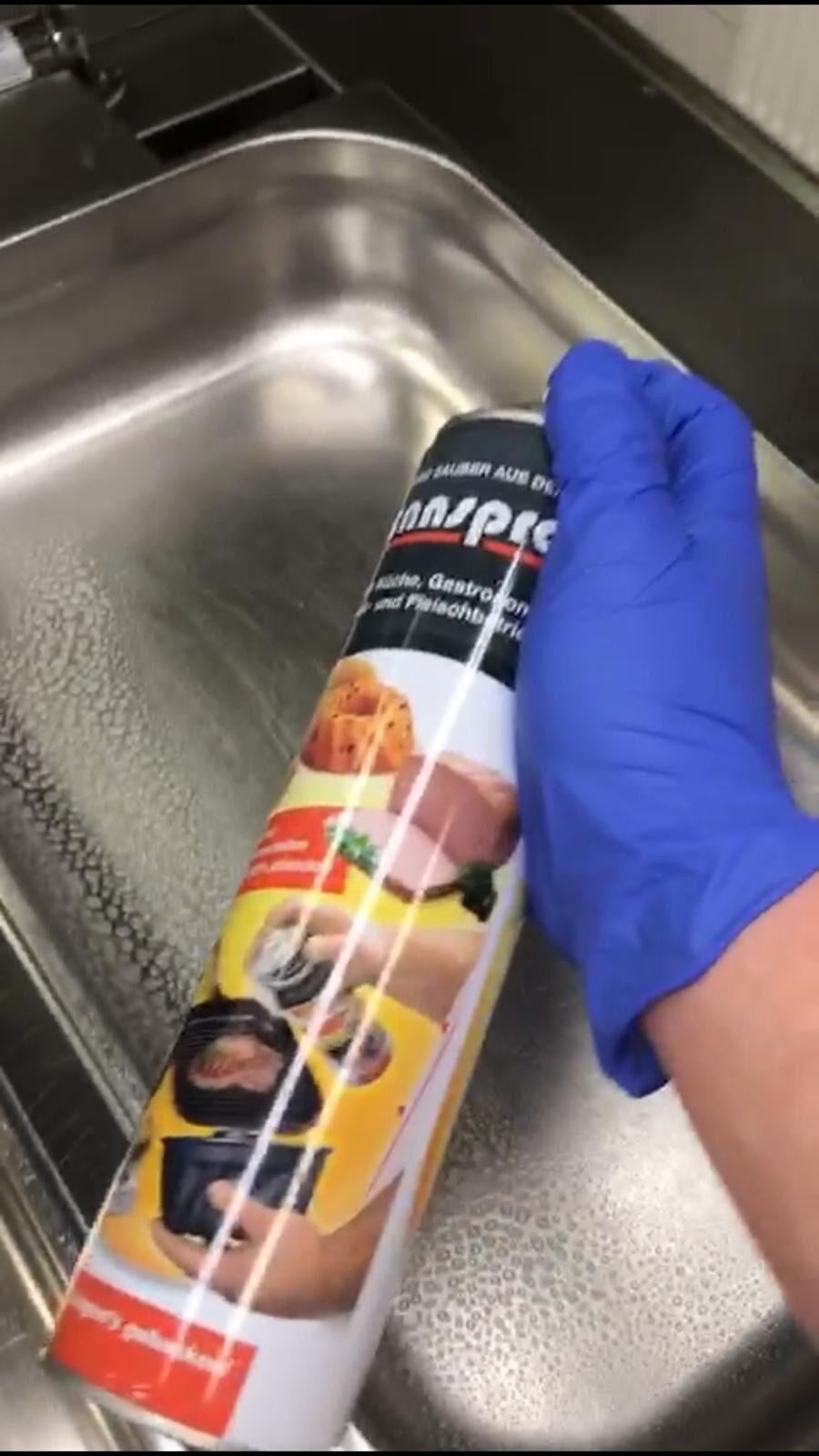 Boyens Trennspray - Produkt - de