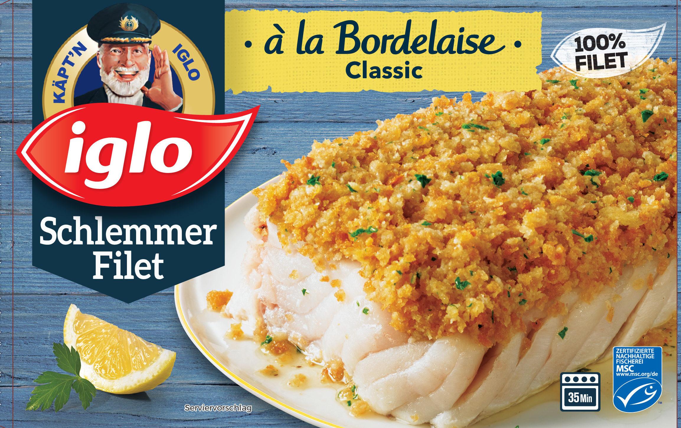 Schlemmer-Filet à la Bordelaise Classic - Produit