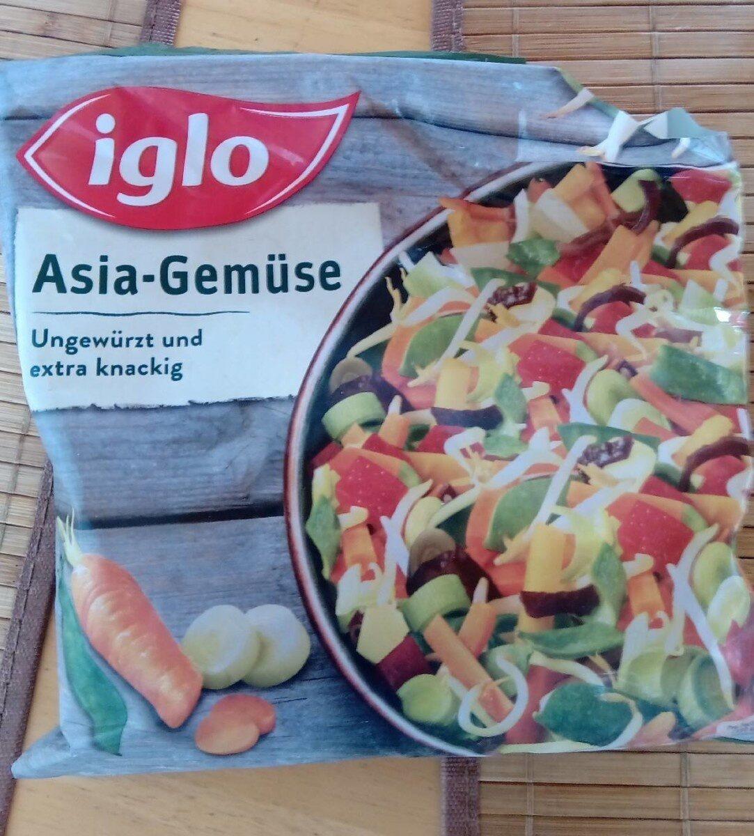 Asia-Gemüse - Produkt - de