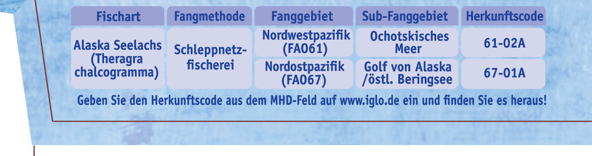 Filegro Müllerin Art - Informations nutritionnelles - fr