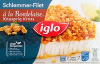 Schlemmer-Filet à la Bordelaise Knusprig Kross - Product