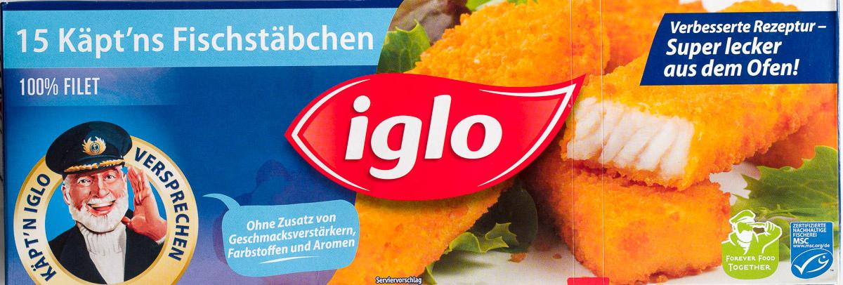 15 Käpt'ns Fischstäbchen - Produkt