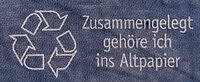 15 Fischstäbchen - Instruction de recyclage et/ou informations d'emballage - de