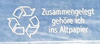 13 Backfisch-Stäbchen - Istruzioni per il riciclaggio e/o informazioni sull'imballaggio - de