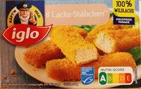 8 Lach-Stäbchen - Product - en