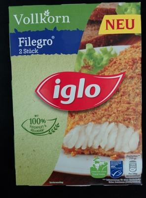 Filegro Vollkorn - Produkt