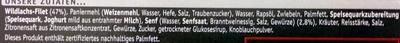 Gourmet Schlemmer-Filet Wildlachs à la Bordelaise - Ingrédients