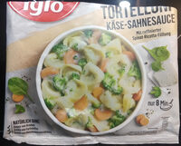 Tortellini Käse Sahnesauce - Product - de