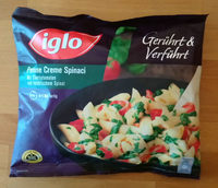 Penne Creme Spinaci - Product
