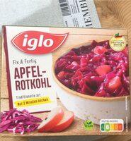 Apfelrotkohl - Produit - de