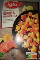 Gemüse-Ideen Kürbis & Süßkartoffeln in Limetten-Butter - Produit - de