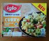 Curry aux lentilles et légumes - Produit