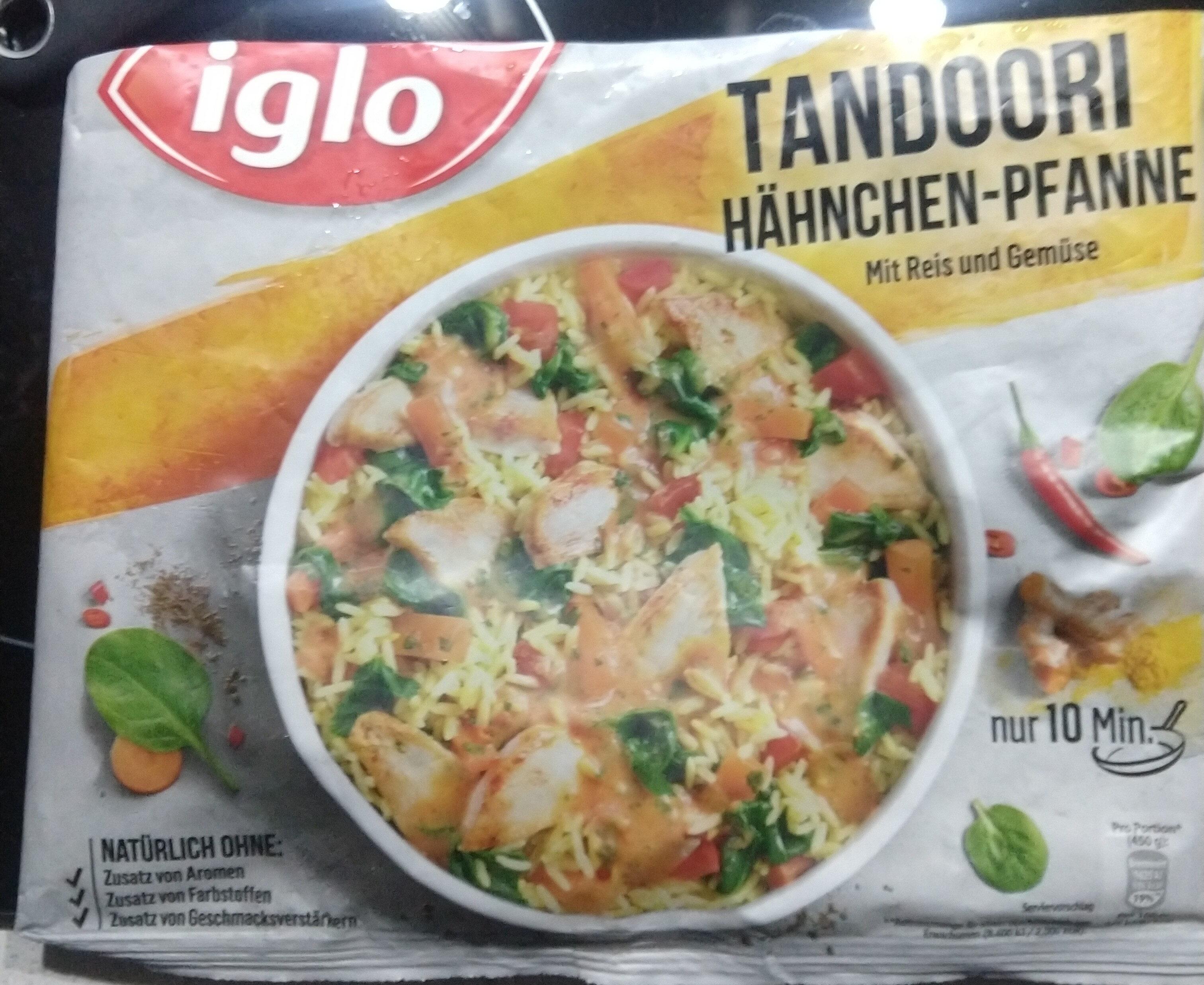 tandoori hähnchen pfanne - Product - de