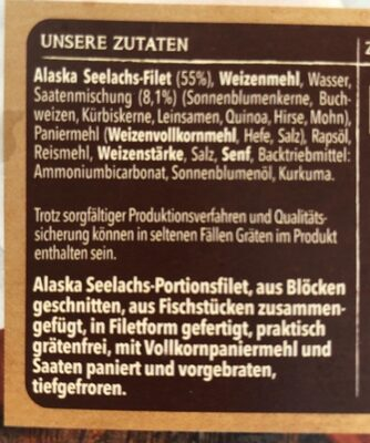 Filegro Mehrkorn Panade mit 7 Körner mix - Product