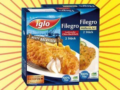 Filegro Mehrkorn Panade - Produkt - de