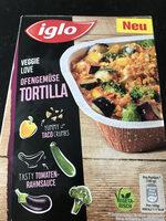 Veggie Ofen Gemüse Tortilla - Product - de