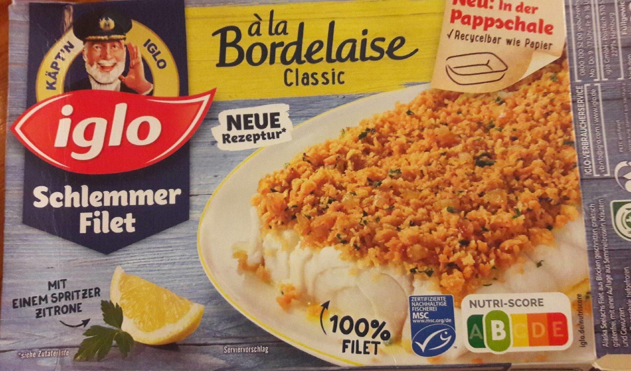 Schlemmer-Filet à la Bordelaise Classic - Produit - de