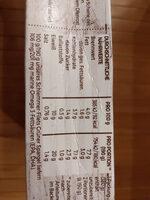 Schlemmer Filet Grüner Spargel - Nutrition facts - en