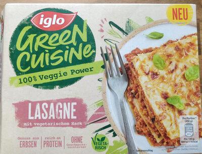 Lasagne mit vegetarischem Hack - Product - de