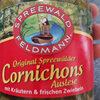 Cornichons Auslese - Produkt